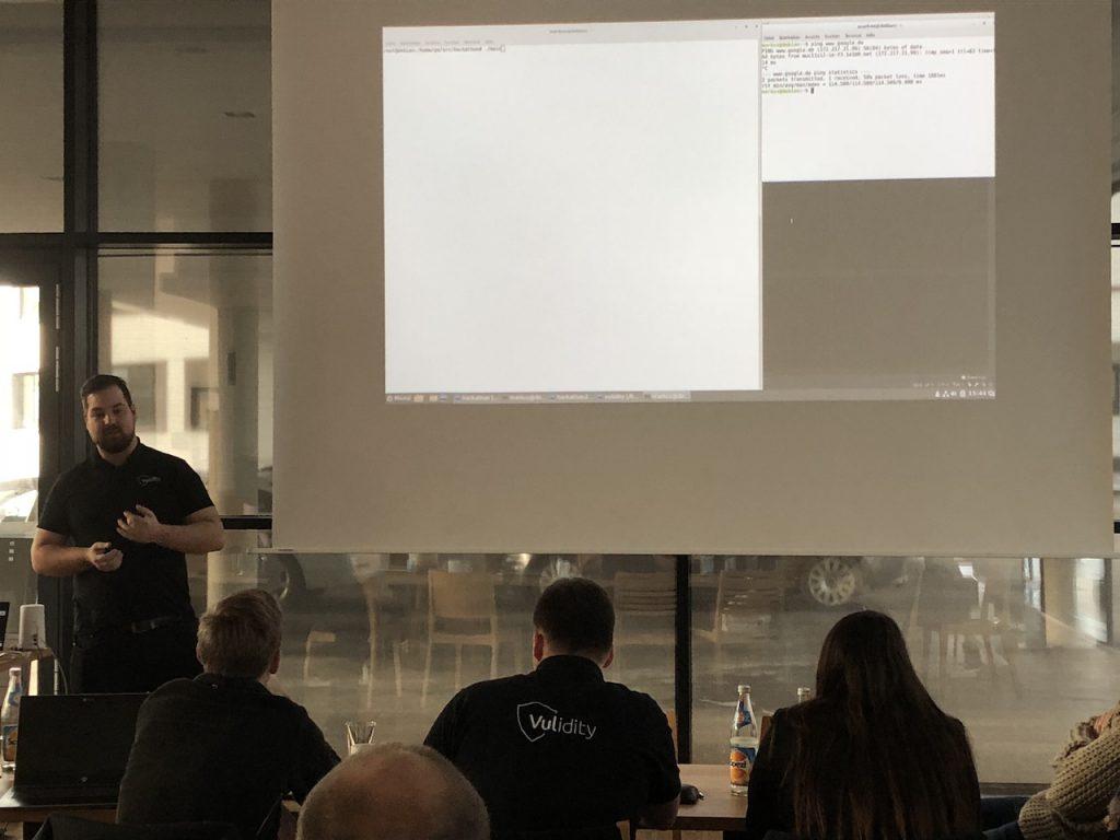 Hackathon Impression