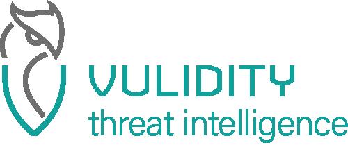 Vulidity Threat Intelligence jetzt bestellen
