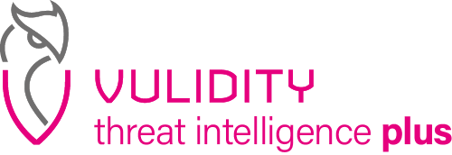 Vulidity Threat Intelligence Plus jetzt bestellen